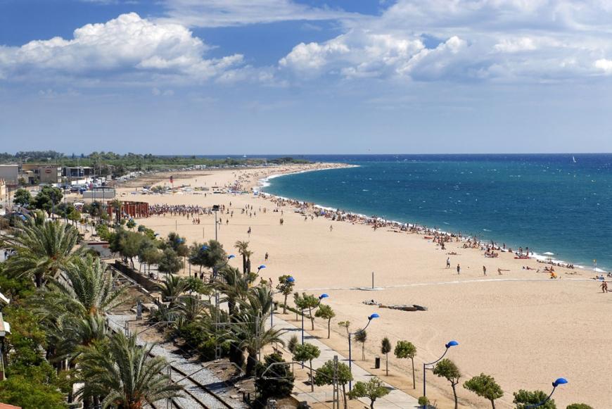 Busreis naar malgrat de mar in spanje for Le marde hotel