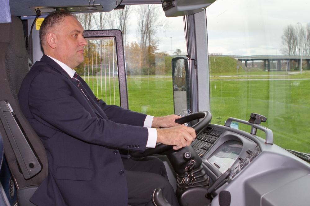 Veiligheid voorop bij Interbus
