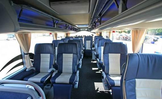 First Class reizen naar Italië uitgebreid