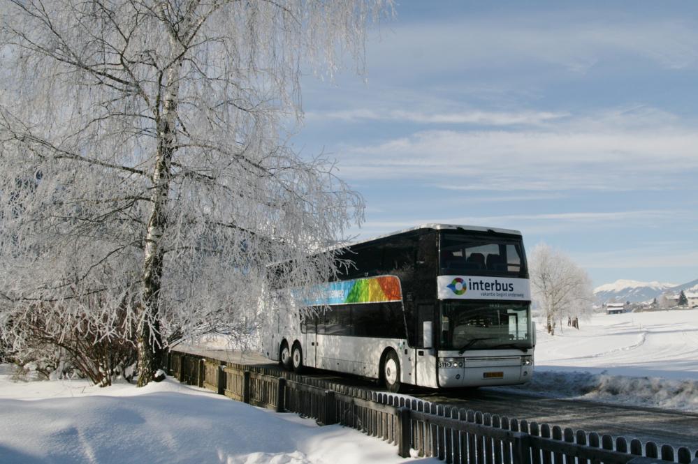 Eerste vertrekken Interbus geannuleerd