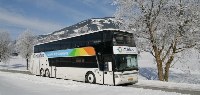 Meer vakantie met Interbus