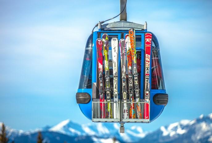 Covid-19 maatregelen Oostenrijk: Geen après-ski, maar wel skiën