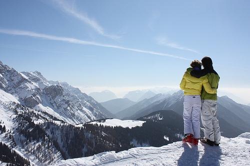 Waarom naar Italië op wintersport