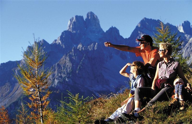 10 redenen om te gaan wandelen in de Alpen