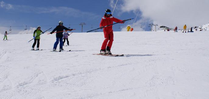 Do's & don'ts: de eerste keer op wintersport