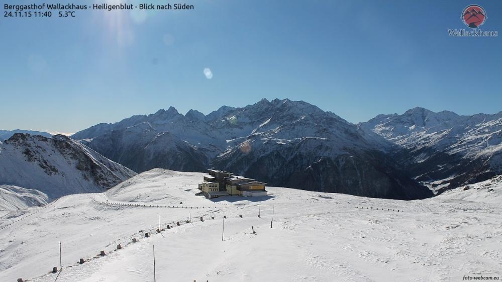 Opening skiseizoen 2015/2016