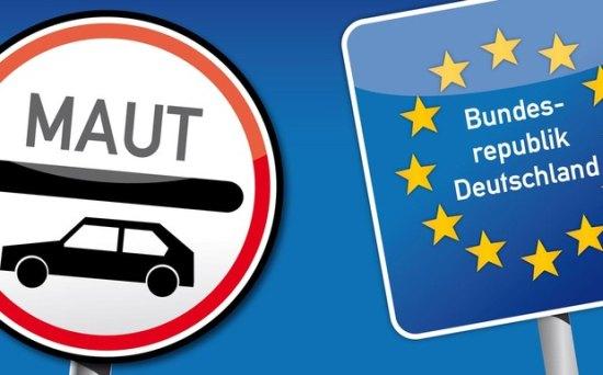 Duitse tol voor personen auto's