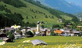 Busreis naar Hinterglemm in Oostenrijk