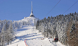 Busreis naar Liberec in Tsjechië