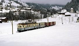 Busreis naar Aigle in Zwitserland