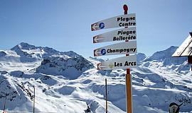 Busreis naar La Plagne 1800 in Frankrijk