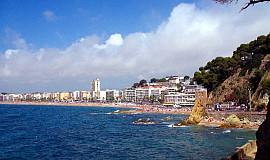 Busreis naar Lloret de Mar in Spanje