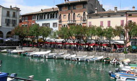 Busreis naar Desenzano del Garda in Italië