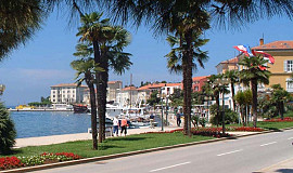 Busreis naar Porec in Kroatië - Istrië