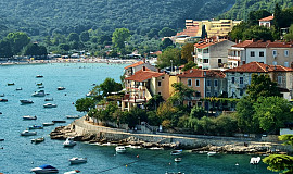 Busreis naar Rabac in Kroatië - Istrië