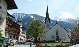 Busreis naar Mayrhofen in Oostenrijk