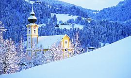 Busreis naar Söll in Oostenrijk