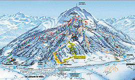 Busreis naar St. Johann in Tirol in Oostenrijk