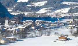 Busreis naar Eben im Pongau in Oostenrijk