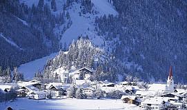 Busreis naar Bichlbach in Oostenrijk