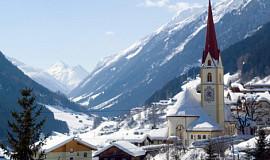 Busreis naar Kappl in Oostenrijk - First Class