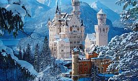 Busreis naar Berwang in Oostenrijk
