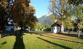 Busreis naar Ehrwald in Oostenrijk