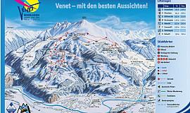 Busreis naar Landeck in Oostenrijk