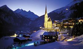 Busreis naar Nauders in Oostenrijk