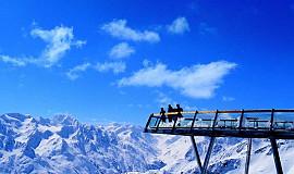 Busreis naar Ötztal in Oostenrijk