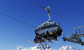 Busreis naar Pfunds in Oostenrijk