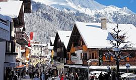 Busreis naar St Anton am Arlberg in Oostenrijk