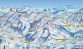 Busreis naar Ellmau in Oostenrijk