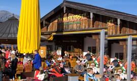 Busreis naar Flachau in Oostenrijk
