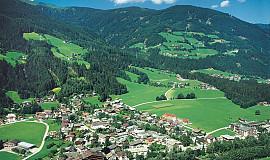 Busreis naar Gerlos in Oostenrijk